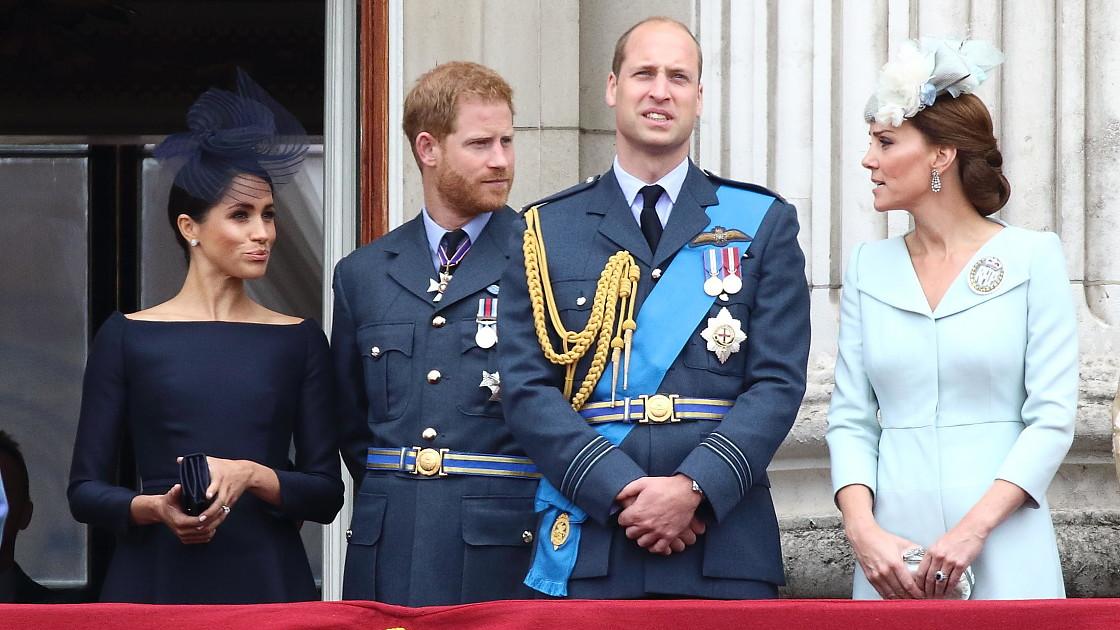 «Тошнит от всего этого»: принц Уильям возмущен, что интервью принца Гарри и Меган Маркл номинировано на премию «Эмми»
