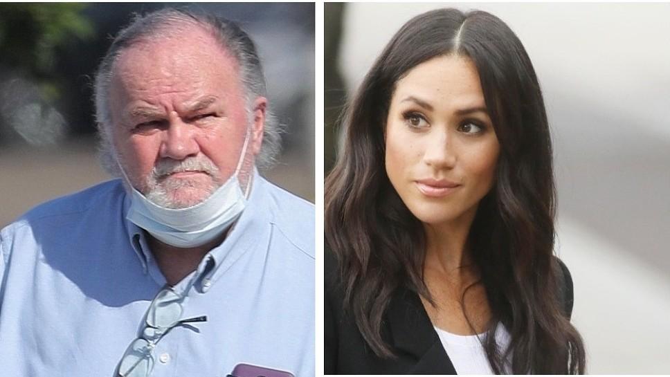 Отец Меган Маркл жестко высказался в адрес дочери, которая не дает ему увидеть внуков
