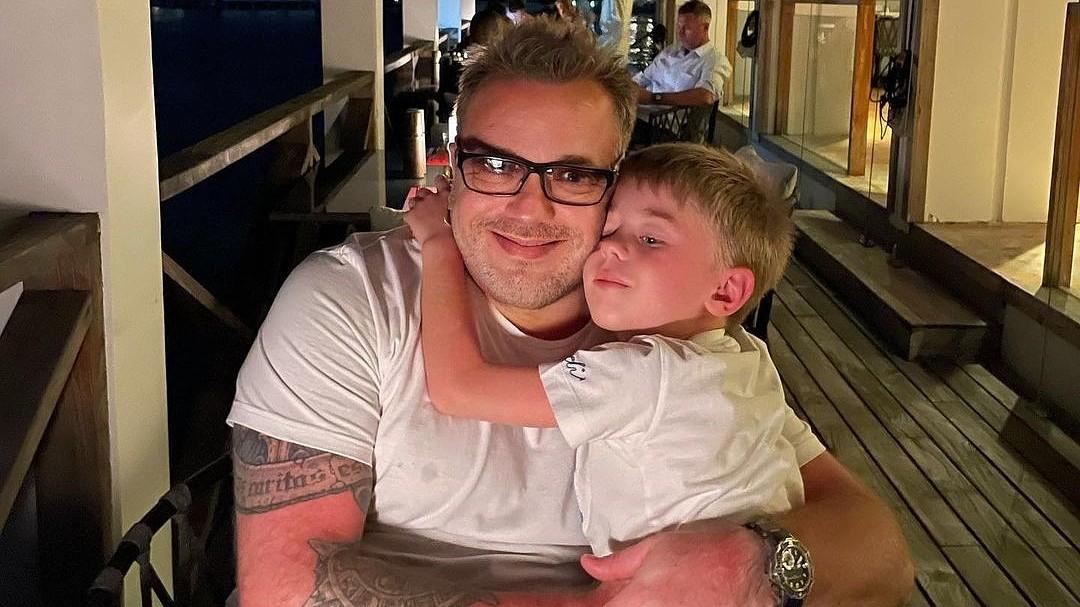 Владимир Пресняков снял своего 5-летнего сына в новом клипе. И это очень трогательно!