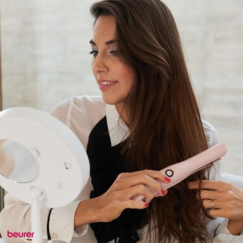 Beurer представили новый универсальный выпрямитель для волос на все случаи жизни