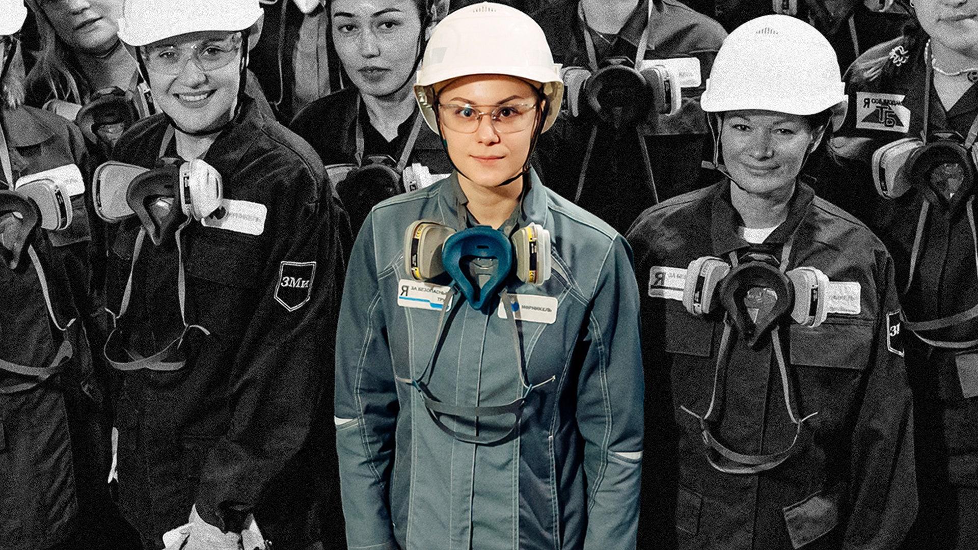 Мода на Крайнем Севере. Металлург Катя Золотарева — об отношениях с униформой, полярной ночи и группе Måneskin