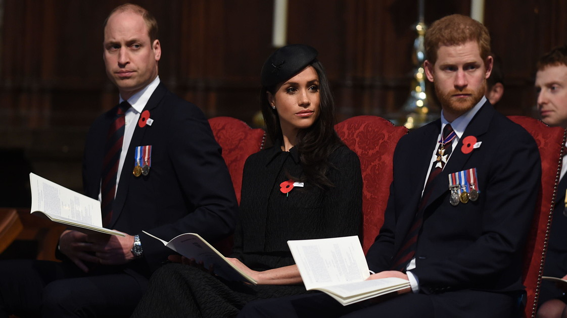 «Законченная социопатка»: принц Уильям выставил принца Гарри и Меган Маркл за дверь из-за буллинга. Подробности!