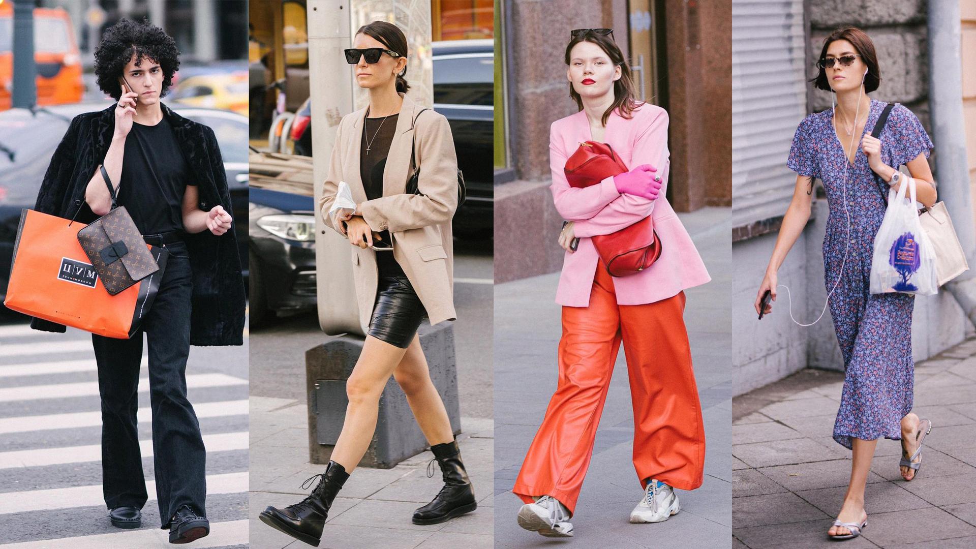 Кто снимает моду на улицах Москвы? Познакомьтесь с основателем страницы @watchingmoscow