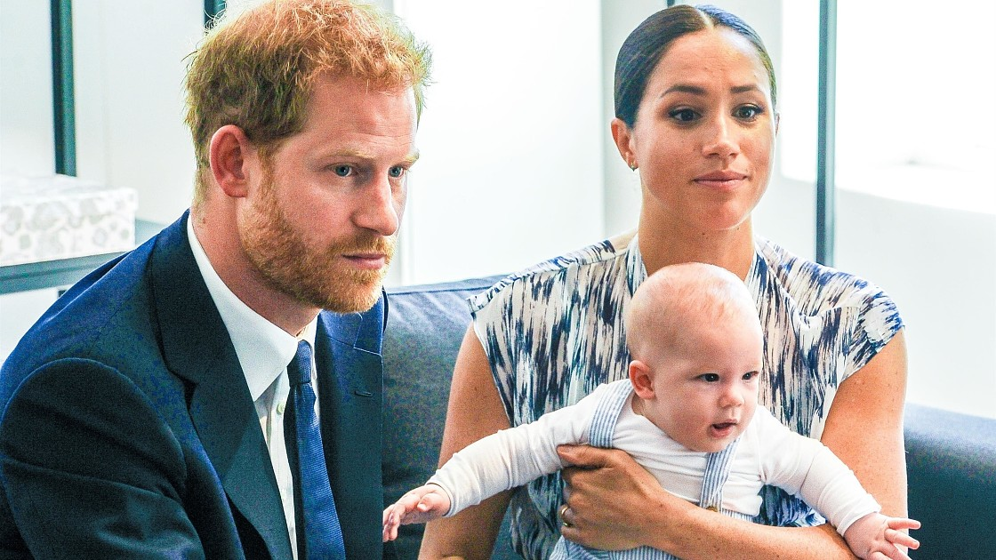 Принц Чарльз лишит первенца принца Гарри и Меган Маркл титула