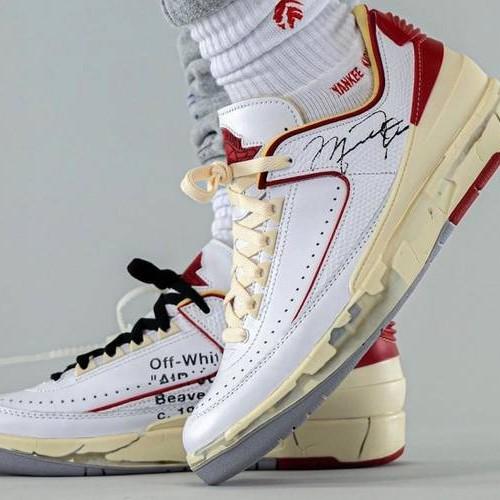 Off-White и Air Jordan выпустят новую модель кроссовок