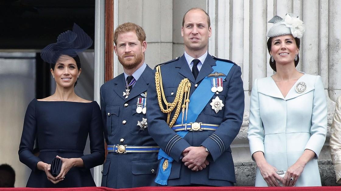 Меган Маркл, принца Гарри и королевскую семью жестко высмеяли на церемонии «Эмми-2021». Подробности!