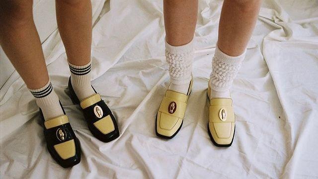 Любимые лоферы сестер Блатштейн — обувь, которую можно носить практически круглый год