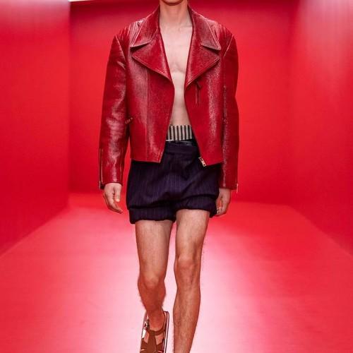 Prada представили мужскую коллекцию весна-лето 2022