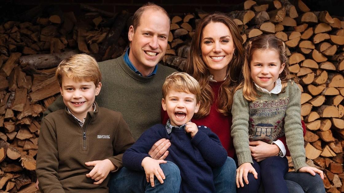 Кейт Миддлтон и принц Уильям поделились новой фотографией старшего сына в честь его дня рождения
