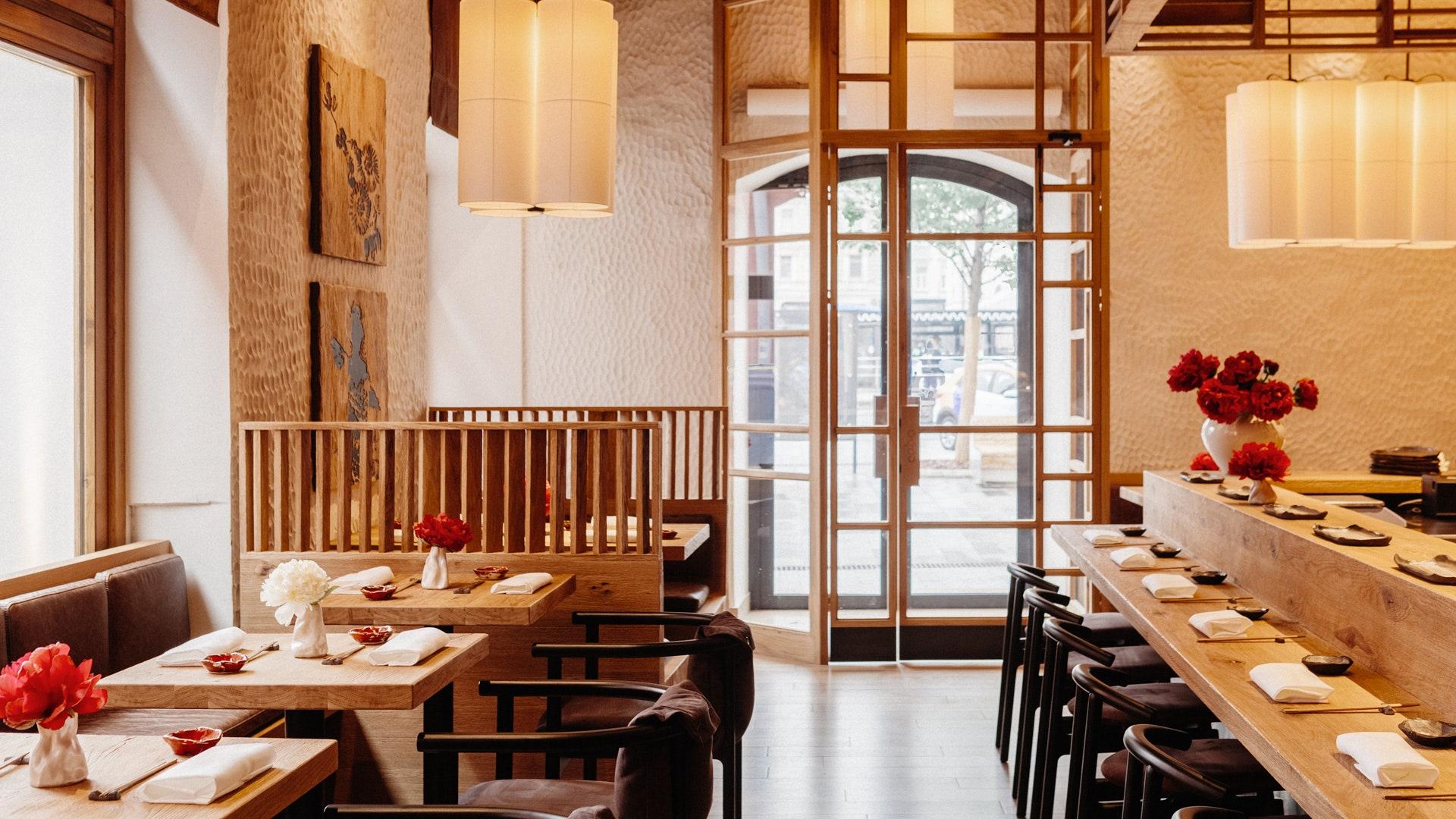 Новые модные рестораны и бары лета 2021. Часть 2
