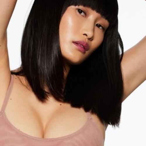 Ким Кардашьян выпустила новую коллекцию белья Mesh Foundations