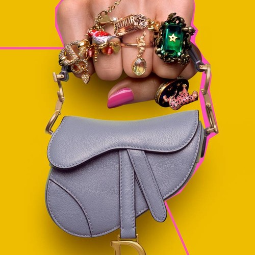 Dior представили новую коллекцию микросумок