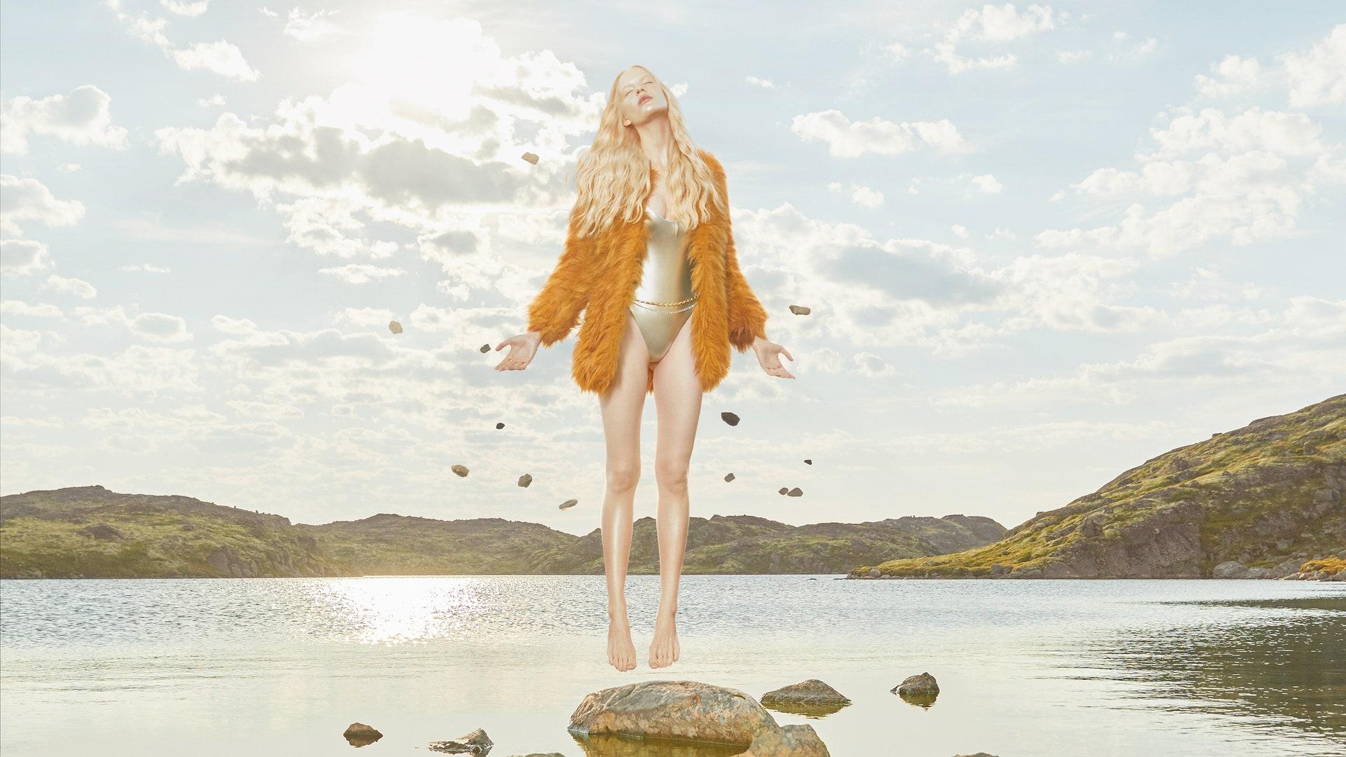 Ксения Соловьева о сентябрьском номере Vogue