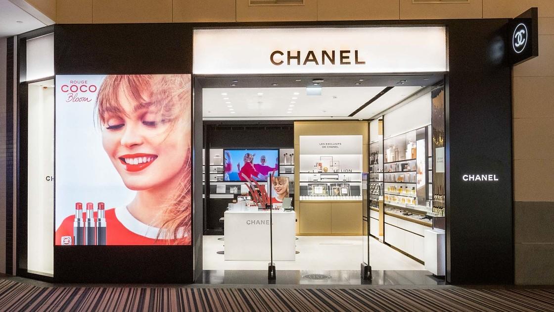 В ТРК Vegas Крокус Сити открылся новый парфюмерно-косметический бутик Chanel