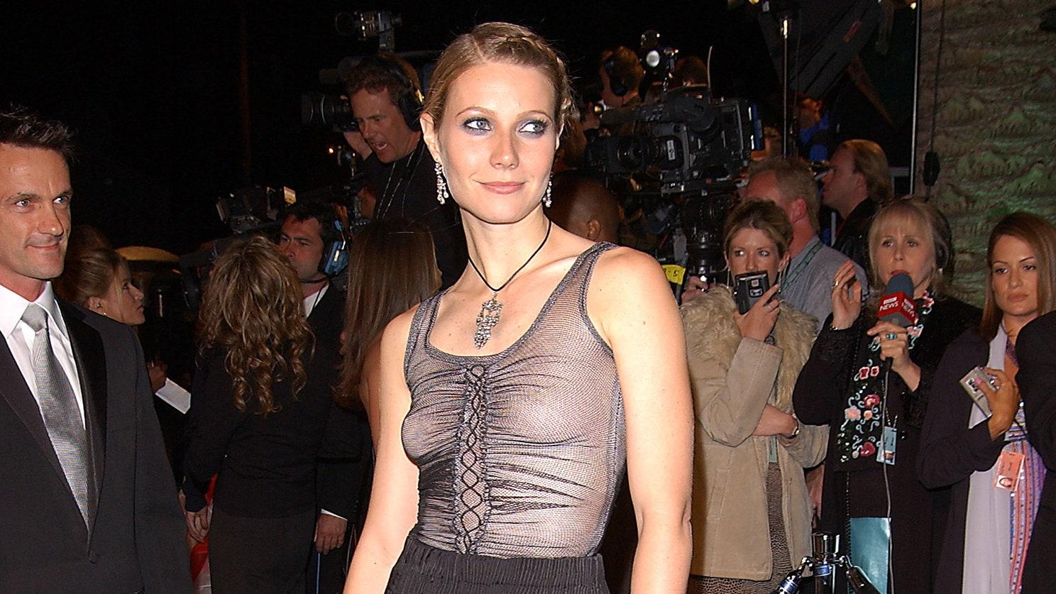 Гвинет Пэлтроу и ее знаменитый выход на «Оскаре-2002»