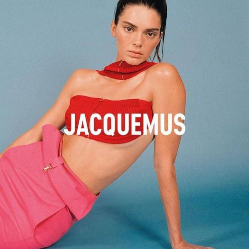 Кендалл Дженнер стала главной героиней новой рекламной кампании Jacquemus