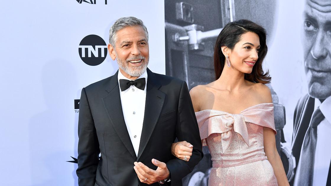 СМИ: Джордж и Амаль Клуни ждут третьего ребенка